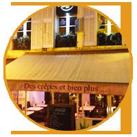 Restaurant Le Patacrêpe à Aix-en-Provence