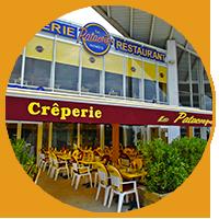 Restaurant Le Patacrêpe à Nîmes